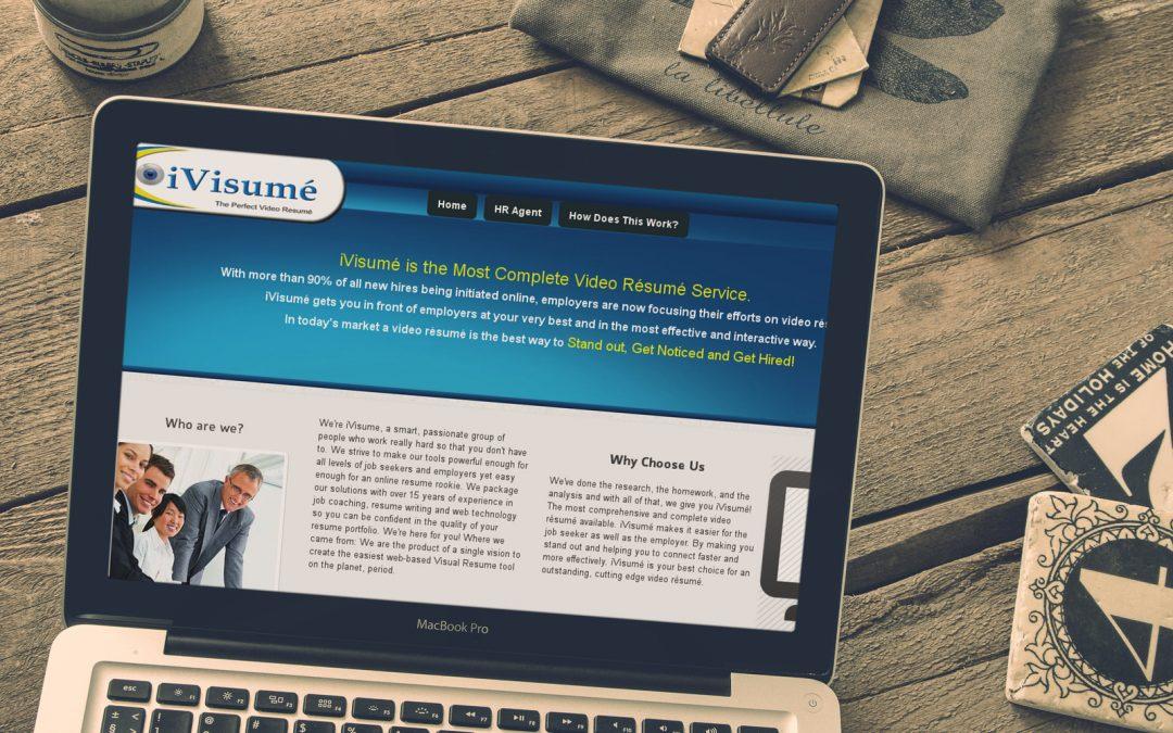 iVisumé | conference web