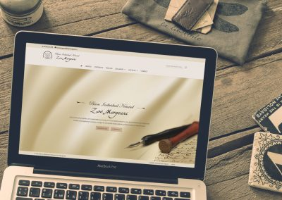 Notary Zoe Mergeani | presentation site